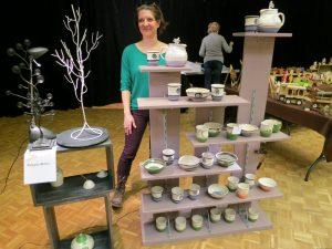 Rosalie Mohn et ses céramiques