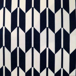 Tissu japonais avec motif yagasuri