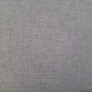 Tissu japonais double gaze en gris uni