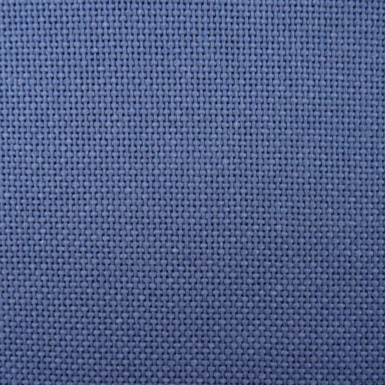 Toile bleu marine pour broderie kogin