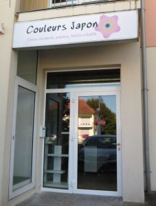 Magasin Couleurs Japon à Sierentz
