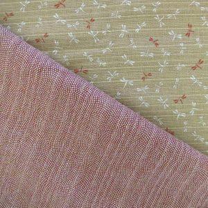 Tissu réversible pour furoshiki