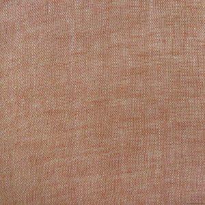 Tissu double gaze rouge
