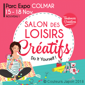 Salon Tendances Créatives Colmar 2018