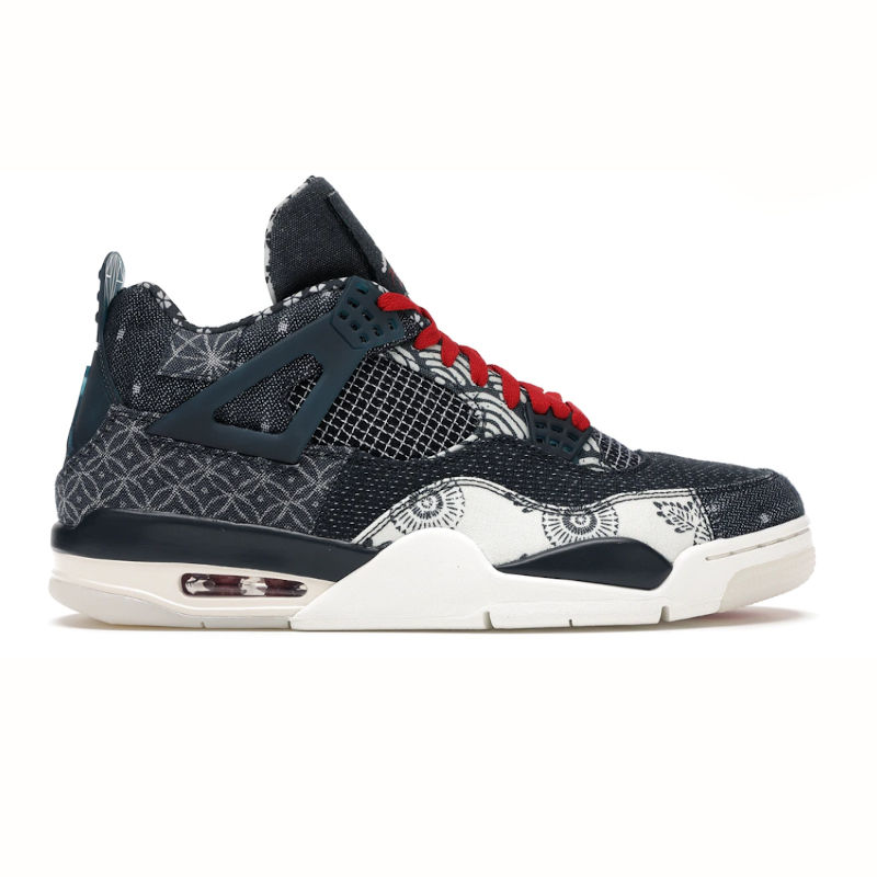 Nike Air Jordan 4 sashiko